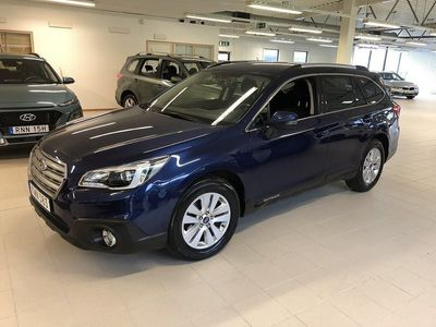 begagnad Subaru Outback 2.5 4WD Euro 6 Dragkrok