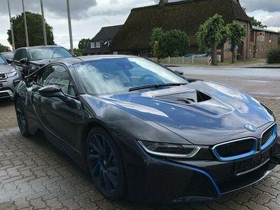 begagnad BMW i8 Pure Impulse 2015, Sportkupé 749 000 kr