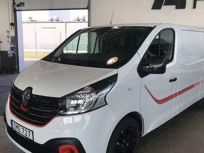 used Renault Trafic Trafic Limited Edition L2H1 145 HK *DEMO*
