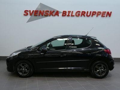 gebraucht Peugeot 207 1.4 VTi 5Dr 95hk Ac S+V-hjul -10