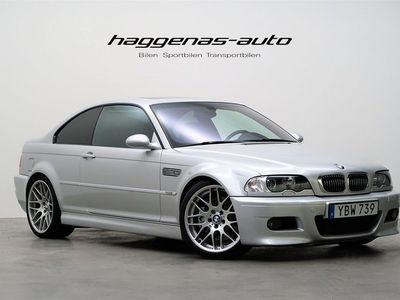 begagnad BMW M3 E46 Competition SMG II 2005, Personbil 299 000 kr