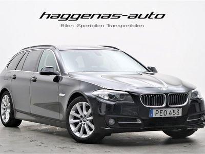 begagnad BMW 520 d xDrive Touring / 190hk / Drag