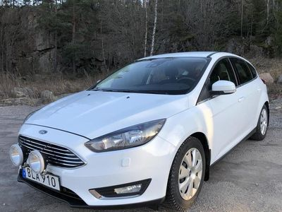 begagnad Ford Focus 1.5 TDCi 5dr