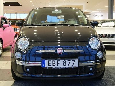 begagnad Fiat 500 1,2 Lounge Kampanj !