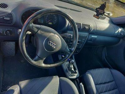 begagnad Audi A3 1,8TS QUATTRO