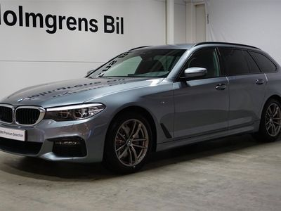 begagnad BMW 520 d xDrive Touring M-Sport | Winter