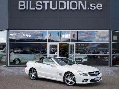 begagnad Mercedes SL350 AMG,Night Edition,7.000mil