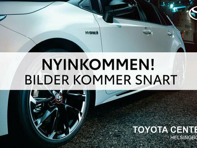 begagnad Toyota Auris Touring Sports Hybrid 1,8 Touch & Go Edition