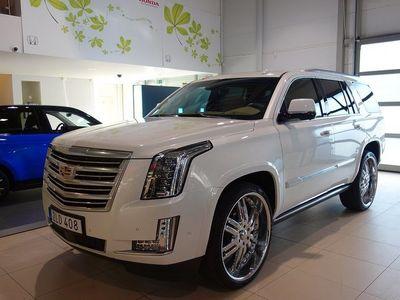 begagnad Cadillac Escalade 6.2 V8 Platinum 426HK 7-Sits