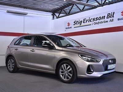 begagnad Hyundai i30 1.4 T 140hk Launch Edition