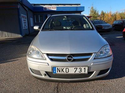 begagnad Opel Corsa 5-dörrar 1.2 Twinport 80hk