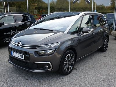 begagnad Citroën C4 Grand SpaceTourer 1.5 BlueHDi EAT Euro 6 7-sits 130hk