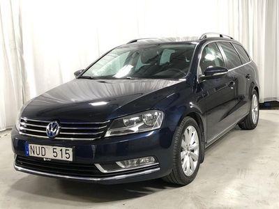 used VW Passat VARIANT 2.0 TDI BlueMotion Technology (140hk)