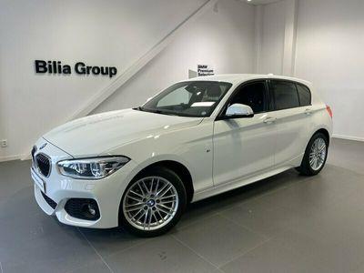 begagnad BMW 118 d xDrive 5-dörrar | M Sportpaket | LED | Bluetooth