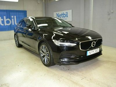 begagnad Volvo V90 D5 AWD Advanced Edition VOC/GPS/ Skinn 235hk