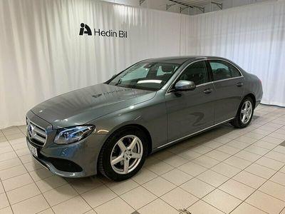 begagnad Mercedes E220 - BenzSEDAN 9G - TRONIC 194HK *V - HJUL