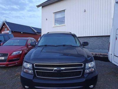 begagnad Chevrolet Suburban 5.3 V8 330hk 7 Sits 4WD/Dr