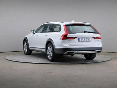 begagnad Volvo V90 CC D4 Awd Business Aut Voc Navi