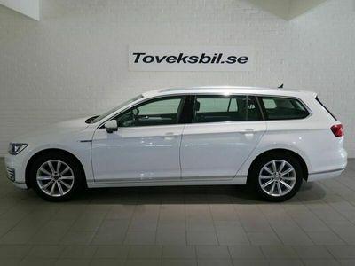 begagnad VW Passat SportsCombi GTE TSI Plug-In