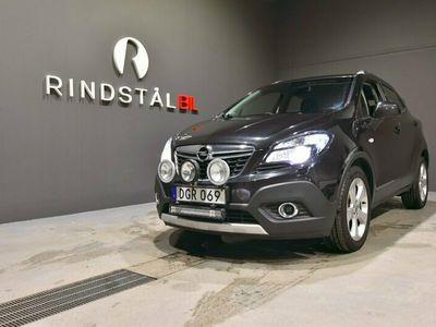begagnad Opel Mokka 1.4 140 HK Turbo 4x4 DRAG S&V DÄCK