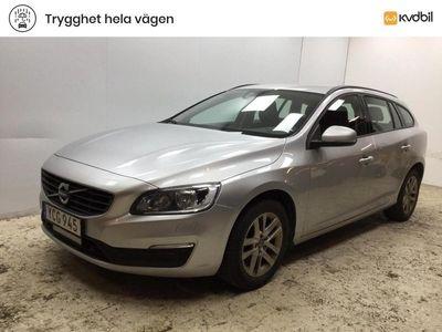 begagnad Volvo V60 D2 2016, Kombi 120 000 kr
