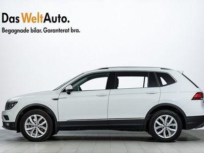 begagnad VW Tiguan Allspace 2.0 TSI 180 DSG 4M EXECUTIVE DRAGPKT M.M 2018, SUV 329 800 kr