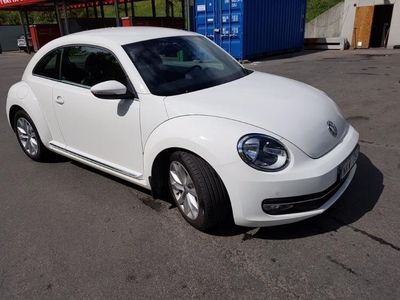 begagnad VW Beetle 1.2 Manuell -13