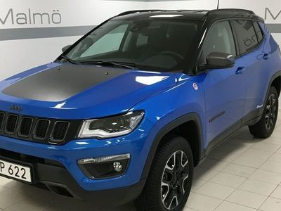 begagnad Jeep Compass Jeep Compass Trailhawk