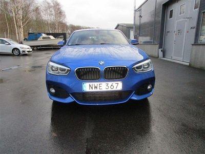 begagnad BMW 116 d 5-door Manuell,stor M-SPORT