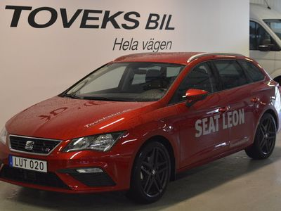 begagnad Seat Leon 1.5 TSI 130HK FR-EDITION
