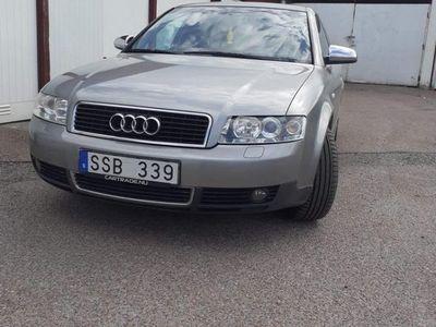 begagnad Audi A4 1.8t B6