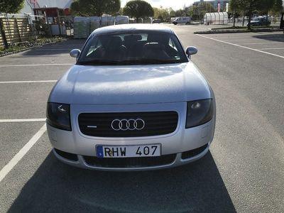 begagnad Audi TT Coupé 1.8 T quattro 225hk