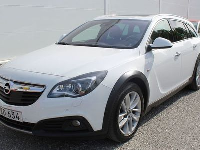 brugt Opel Insignia SPORTS TO