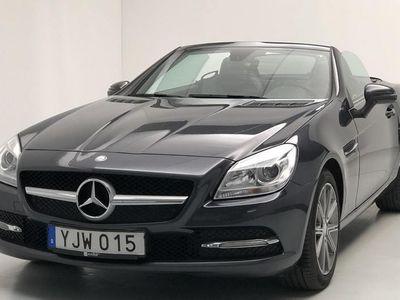 begagnad Mercedes SLK200 R172