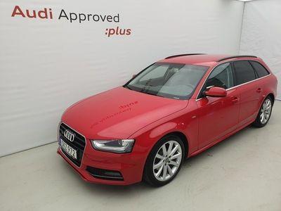 begagnad Audi A4 Avant 2.0 TDI 150Hk EU6 S-line