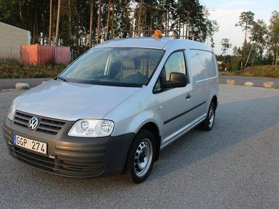 begagnad VW Caddy Maxi 2.0 EcoFuel*3.900mil*10