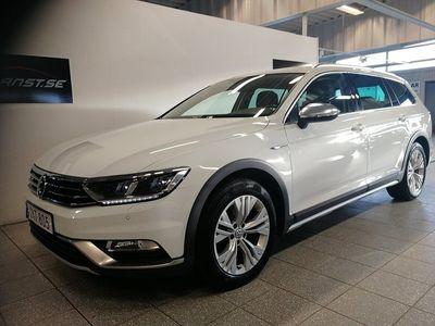 begagnad VW Passat Alltrack 2.0 TDI 4Motion DSG Executive 190hk drag 2489:-