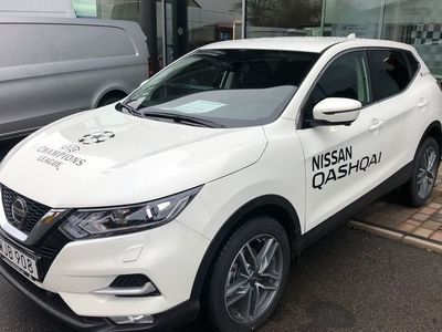 used Nissan Qashqai DIG-T DCT Euro 6 - 160hk N-`CO -19