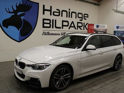 begagnad BMW 335 d xDrive Touring Steptronic M Sport Euro 6 313hk