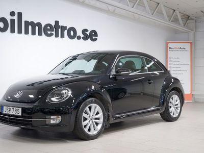 begagnad VW Beetle Design