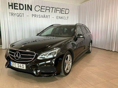 begagnad Mercedes E220 - BenzBLUE