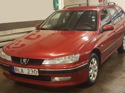begagnad Peugeot 406 NY BESIKTIGAD BRA PRIS -00