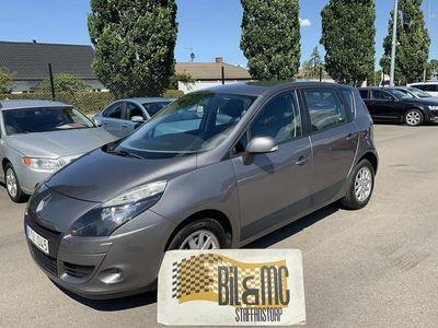 begagnad Renault Scénic 1.5 dCi 110hk