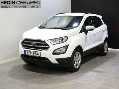 begagnad Ford Ecosport Trend Plus 1.0 EcoBoost 125hk | Avtagbart drag