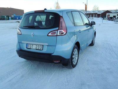 gebraucht Renault Scénic 5 sits lågmil -11