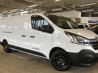 begagnad Renault Trafic Van Skåp Nordic Line L2H1 120 2020, Transportbil 390 100 kr
