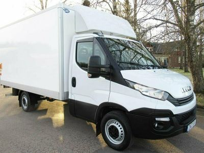 begagnad Iveco Daily 35S14A8