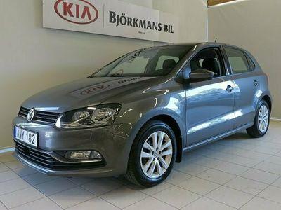 begagnad VW Polo 1.2 TSI 2016, Halvkombi Pris 94 900 kr