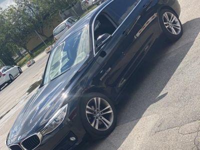 begagnad BMW 320 d Sport line billigast i Sverige