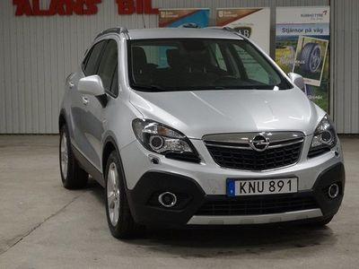 begagnad Opel Mokka X Mokka 1.4 Turbo 2014, SUV 99 900 kr